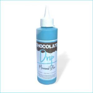 Chocolate Drip Mermaid Blue 250g