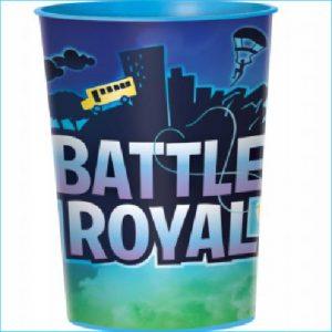 Battle Royal Plastic Cup Pk 1