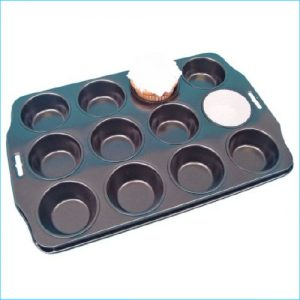 Muffin Pan Cupcake 12 Cup