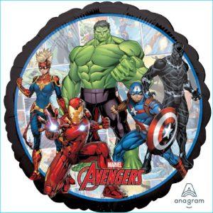 Foil Avengers Unite 45cm