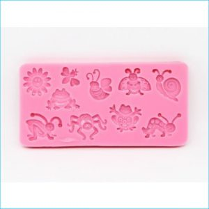 Silicone Mould Bugs