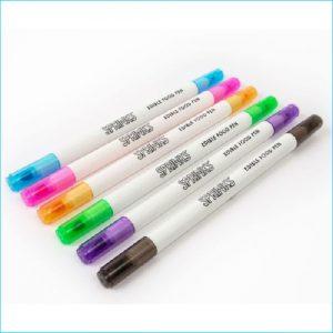 Sprinks Edible Food Pens Pastel Pk 6