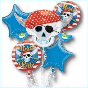 Foil Bouquet Pirate Set 5
