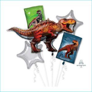 Foil Bouquet Jurassic Park Set 5
